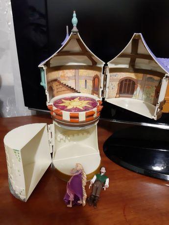Замок с Рапунцель фирма Disney