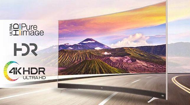 "Thomson 49"" 4K UHD LED Curved Smart TV"