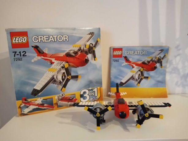 Klocki LEGO Creator 3w1