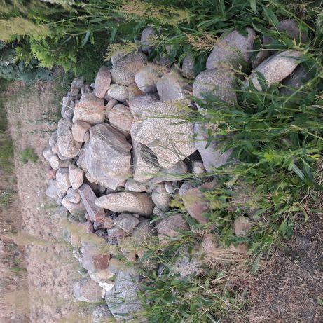 Kamień polny DUŻE małe