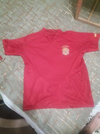 Футболка збірної Іспанії