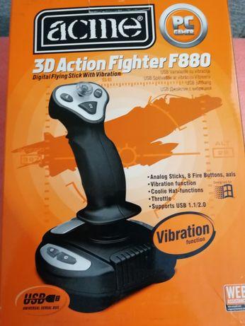 Джойстик Acme 3D Action Fighter F880