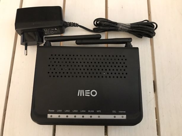 Router ADSL - MEO