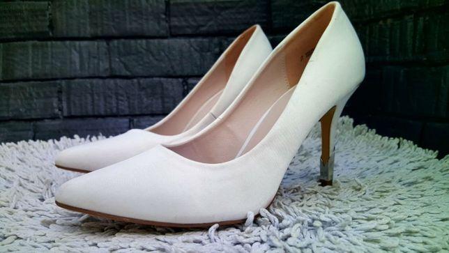 Брендові туфлі жіночі мешти New Look 39 [Великобританія] 26 см женские