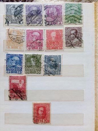 Продам марки Австрии.