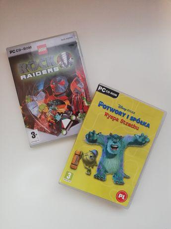 Gry komputerowe PC LEGO Potwory i spółka dla chłopca 3+