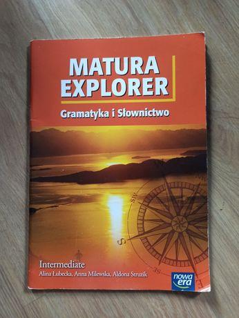 Matura Explorer gramatyka i słownictwo język angielski