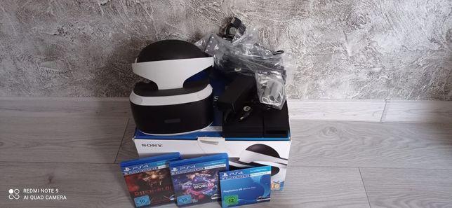 Okulary VR playstation 4 ps4 Vry