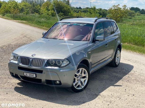 BMW X3 Bmw x3 3.0SD Pdc M Pakiet Aso Szwajcar Navi 286Ps Skora Xenon Wzor Oka