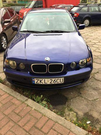 BMW E46 w dobrym stanie