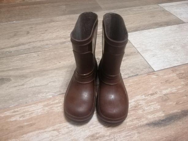 Продам гумові чоботи, резиновые сапожки р. 29