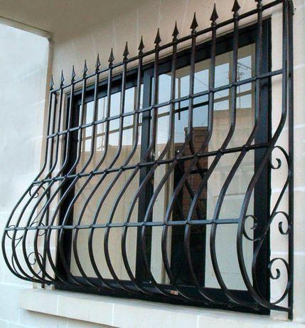 Решетки на окна под заказ сварные решетки