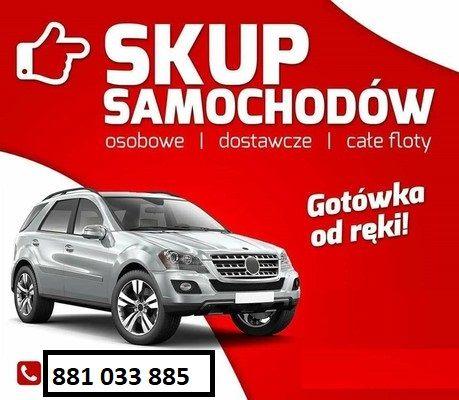 skup aut ,auto skup Wałbrzych,Strzegom, Świdnica, Żarów