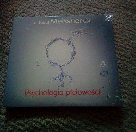 """Sprzedam płytę """"Psychologia płciowości"""""""