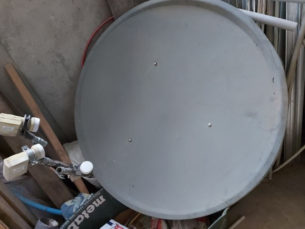 Продам б/у спутниковую антену. Размер 1280.