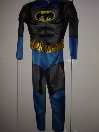 Strój Batman 7-8lat (122-128)