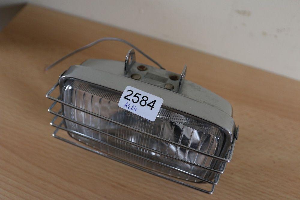 2584 Halogen lampa chrom ozdobna Honda Goldwing GL 1500 Myje - image 1