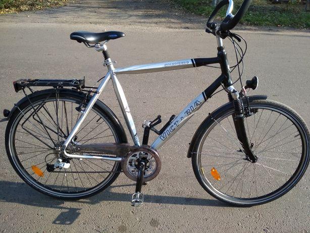 Велосипед Victoria на Deore, висока ростовка