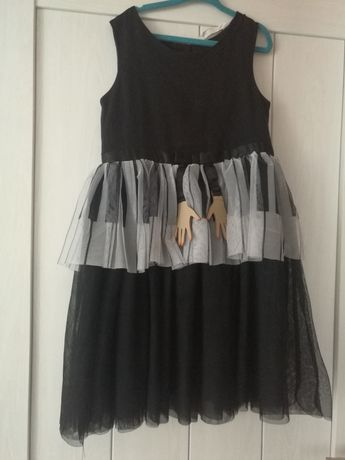 Sukienka H&M, 122, 6-8 lat. Tiul. Przebranie, kostium.Karnawał, bal.