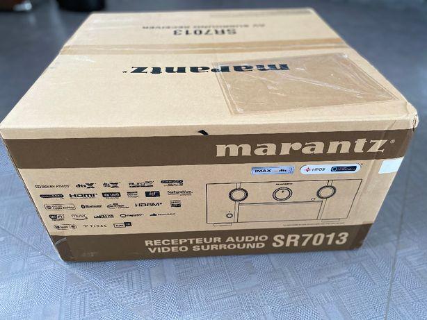 Marantz SR7013 Silver/Gold - dostępny na już - nie Onkyo, nie Denon,