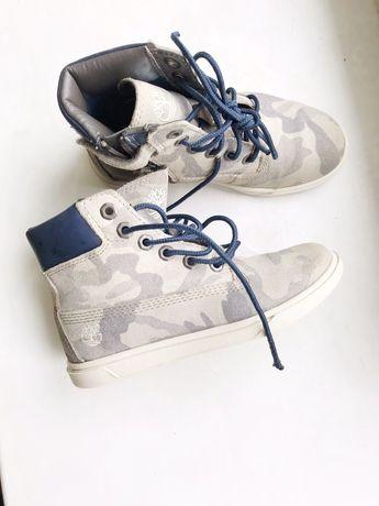 Timberland original ботинки на мальчика 18,5 см по стельке