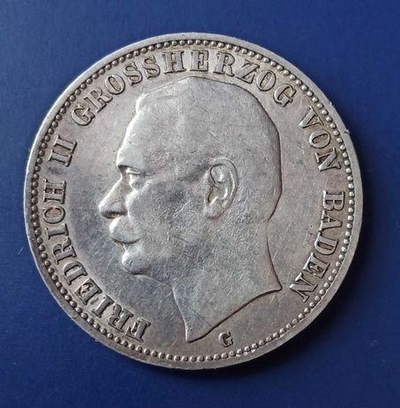 3 марки 1910 р. Баден
