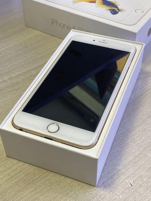 IDEALNY ! Apple Iphone 6S PLUS 64GB kolor złoty(D) Koszalin - image 1