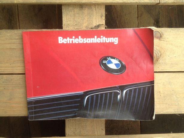Instrukcja obsługi BMW E30 kompletna !