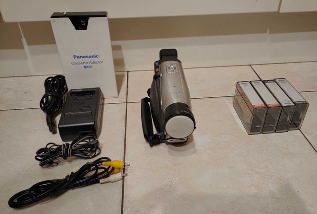 Panasonic NV-RZ1 Kamera VHS-C