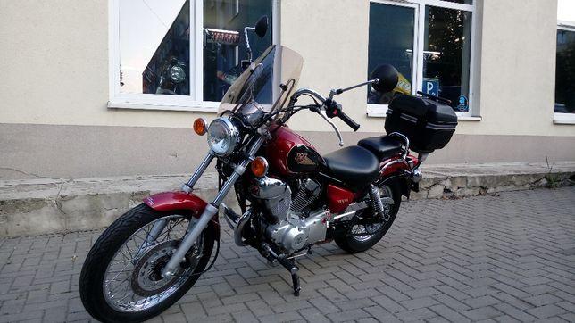 Yamaha XV125 Virago Szwajcar