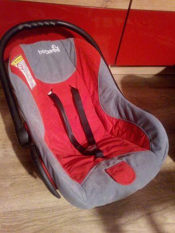 Fotelik samochodowy - nosidełko Beberge, do 11 kg, sprawny zadbany