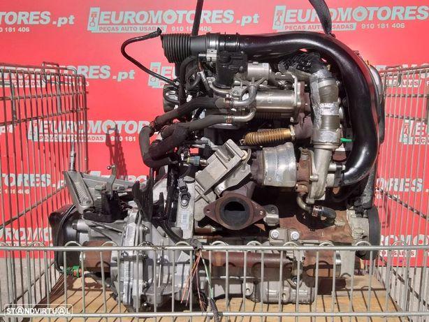 Motor Renault Clio 1.5 DCi [ K9K770 ]
