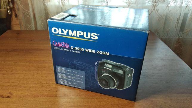 Цифровой фотоаппарат Olympus C-5060 Made in Japan