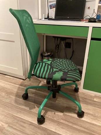 IKEA krzesło, fotel do biurka