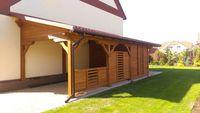 Wiata , dobudówka , garaż , carport , drewutnia , zadaszenie