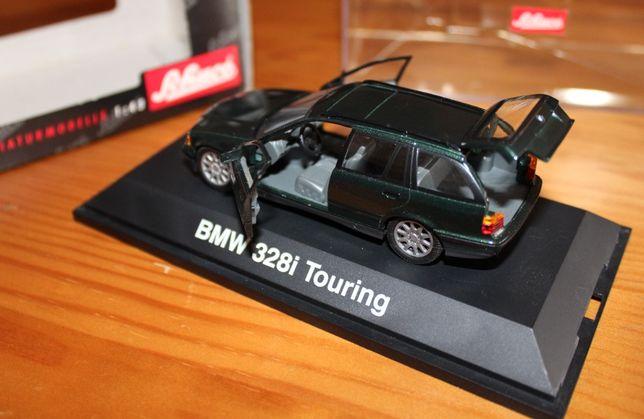 Miniatura - BMW 328i Touring - SCHUCO (1:43)