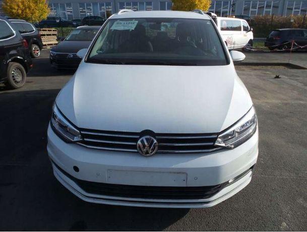 VW Touran 5TA 15- Разборка Запчасти б/у