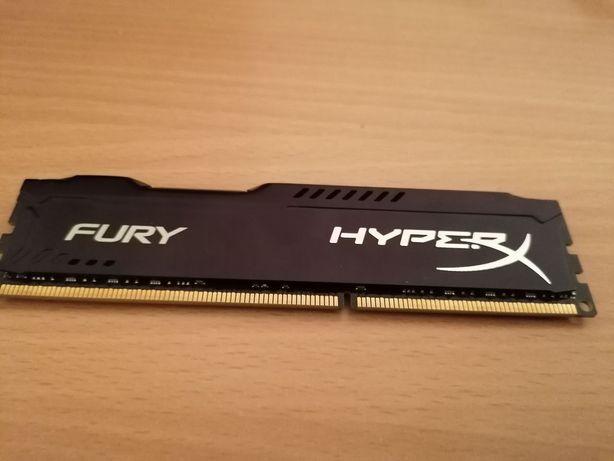 Оперативная память HyperX 8G 1600MHz