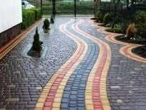 Плитка для тротуаров от завода производителя