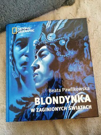 Album Beata Pawlikowska BLONDYNKA W zaginionych światach
