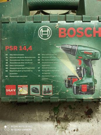 Wkretarka Bosch psr 14, 4