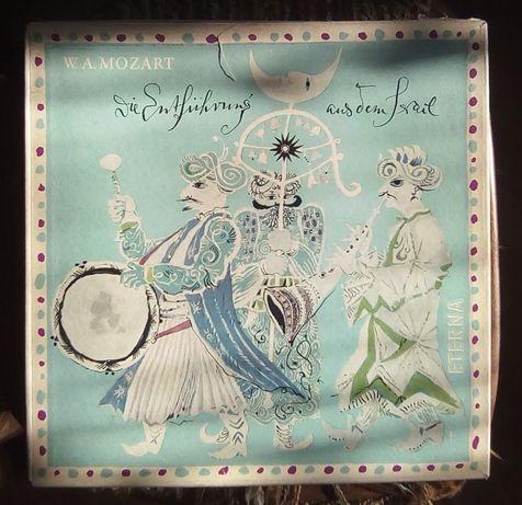 Виниловая пластинка Mozart, W. A. Die Entfuhrung Aus Dem Serail
