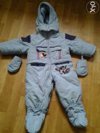 Зимний комбинезон Bilemi р.74,Lenne80,куртка.