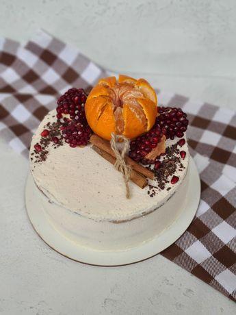 ПП торты, правильные, диетические, низкокалорийные торты.Торт на заказ
