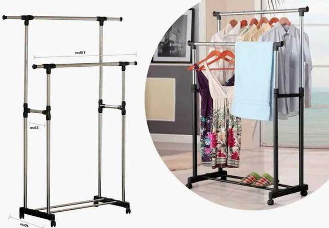 Многофункциональная вешалка для одежды Дабл Поло