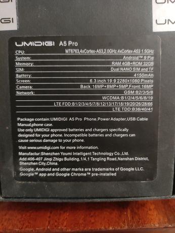 Umidigi A5 Pro 4/32