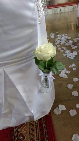 Udekorowanie na ślub
