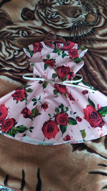 Платье 134размер