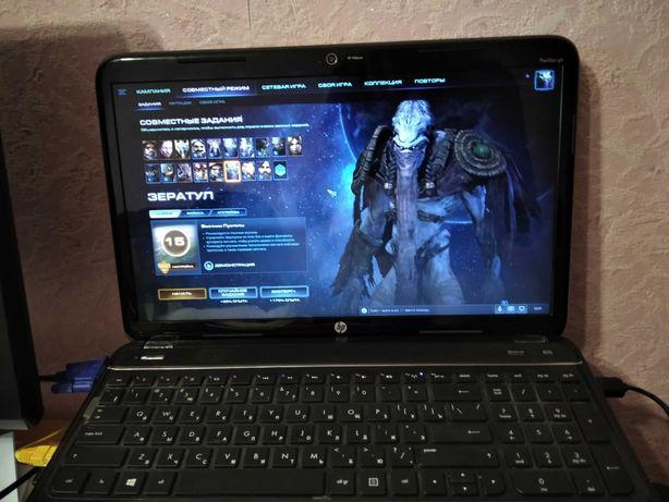 Ноутбук HP G6 2201er AMD 10 4600M/ Ram 8 Gb/HDD 500Gb/ Video 7670 2Gb