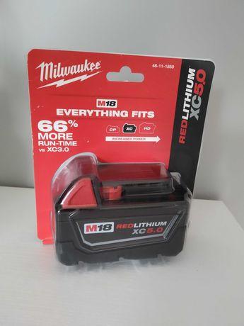 Akumulator (bateria) Milwaukee M18 xc 5.0